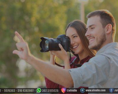 CURSO BÁSICO DE FOTOGRAFÍA DIGITAL –  FECHA DE INICIO 29 DE ABRIL
